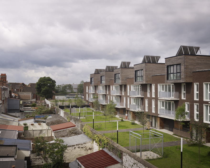 Logements lille bois blancs fr zigzag architecture for O architecture lille