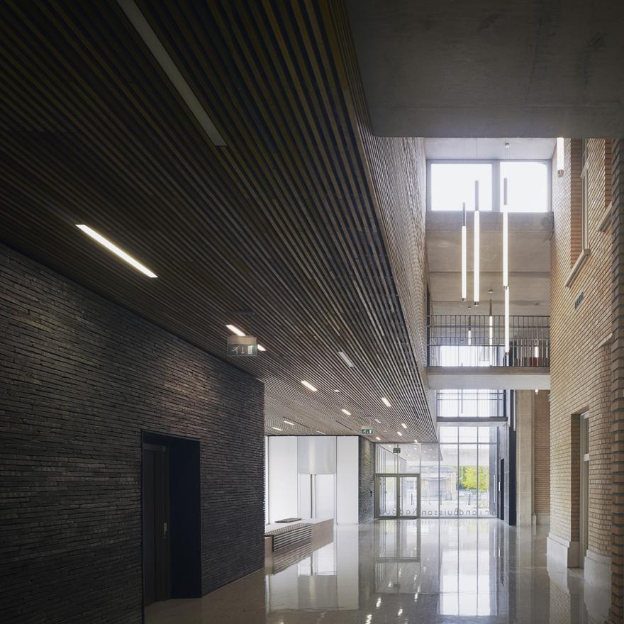Groupe scolaire lille fr zigzag architecture for O architecture lille