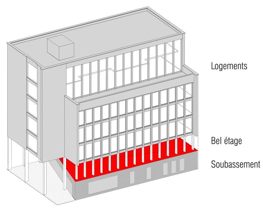 Maison des chercheurs lille fr zigzag architecture for O architecture lille