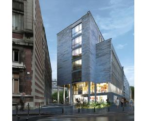 Maison des chercheurs à Lille