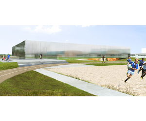 Salle de sports – Marquise (FR)
