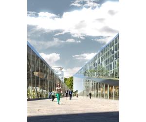 Extension du siège de l'OMS à Genève