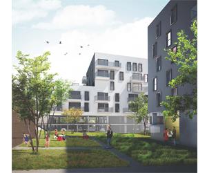 Logements, bureaux et commerces à Lille